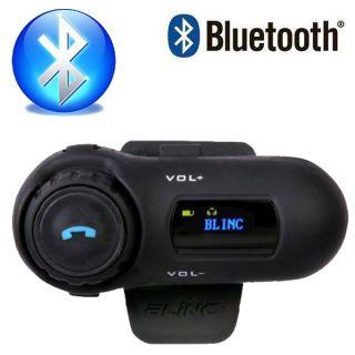 Universal BLINC M2 Portable Bluetooth Motorcycle Helmet  Intercome