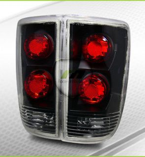 95 04 Chevy Blazer LT/LS/Xtreme/Trailblazer/ZR2 Tail Lights Rear Lamps