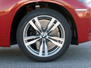 BMW X6 STYLE WHEEL + TIRES PACKAGE FIT 5X120 BMW X5 X6 X6M E70 E53