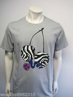 New Paul Smith Grey Organic Cotton T Shirt Size X Large