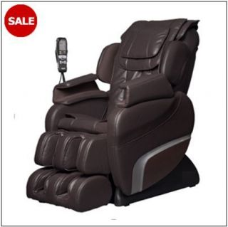 TI 7700 ZERO GRAVITY SHIATSU Massage Chair Recliner w/ BUILT IN HEAT