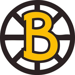 BOSTON BRUINS New Logo Window Wall STICKER Car DECAL