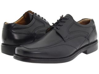 Bostonian Mens Marot Black Lace up Business Casual Oxfords Dress Shoes