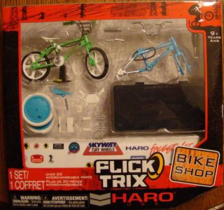 Flick Trix Haro Freestyle Bike Shop SkyWay Tuff Wheels