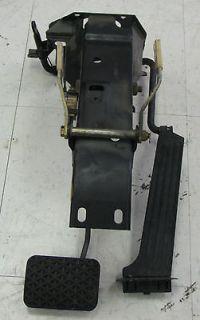 BMW Gas Brake Pedal Assembly 525i 530i 535i 540i 840i 850csi 735i