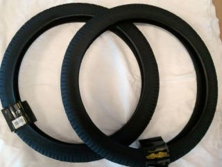 GT BMX Air Bag AIRBAG Tire 20x2.10 PAIR NEW