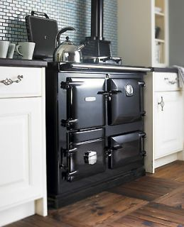 SFW Smokless Fuel & Wood Burning Cooker With Central Heating Boiler