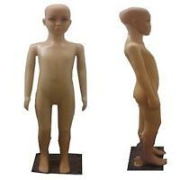 Plastic Full Body Child Mannequin   Age 8 12   ***NEW IN BOX***