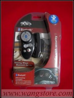Bluetooth Handsfree Car Kit Wireless Speaker Phone New