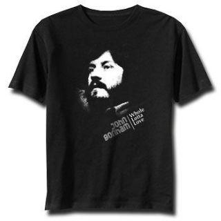 John Bonham Love Black T Shirt