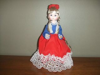 Collectible Original from B Bradley Dolls, Miss July in Victorian