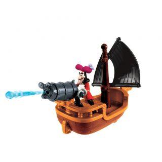 Jake and the NeverLand Pirates   Hooks Battle Boat, NEW