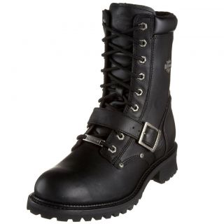 HARLEY DAVIDSON BRANDO 8 MENS LOGGER BOOTS D94344 NEW WITH TAGS FAST