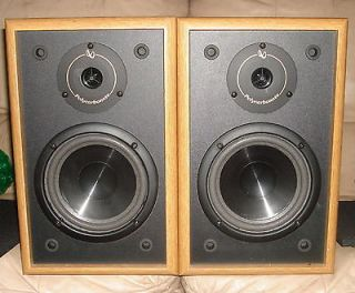 Newly listed INFINITY RS 225 BOOKSHELF SPEAKERS