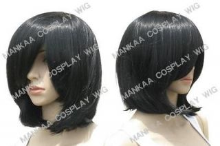 loss price LONG BANG BLACK COSTUME short BOB WIG
