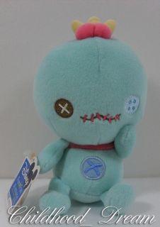 Boron Scrump Doll Plush Doll Lilo Stitch Disney Sega Japan Prize