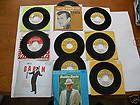 Lo of 8,Bobby Darin, 45 RPM records,some PS,Promo, EP