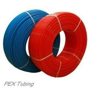Radiant Heat Oxygen Barrier Pex Tubing Outdoor Wood Boiler