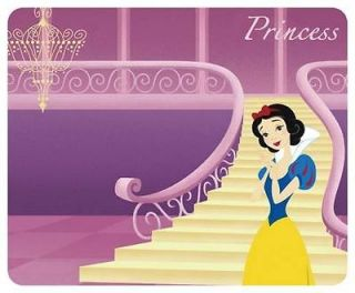Walt Disney Princess Snow White With Long Stairs Mouse Pad Mat IU