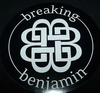 Breaking Benjamin Breaking Scroll Adult Tee Shirt s XL