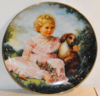 bradford exchange plates in Collector Plates
