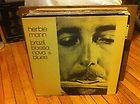 33RPM 12 Herbie Mann Brazil Bossa Nova BLues 1962