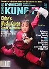90 INSIDE KUNG FU MAGAZINE BRUCE LEE ED PARKER BLACK BELT KARATE
