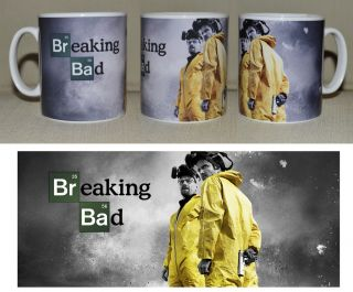 Breaking Bad Season 3 Mug   Great Gift For Fans   Can Be Personalised
