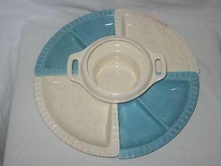 vintage california pottery usa bowl