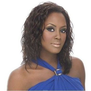 ASHLEY BY OUTRE QUICK WEAVE SYNTHETIC HALF WIG LONG WAVY STYLE
