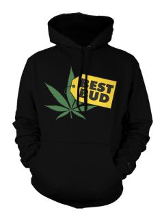 Best Bud Marijuana Ganja Weed Pot Cannabis High Hoodie