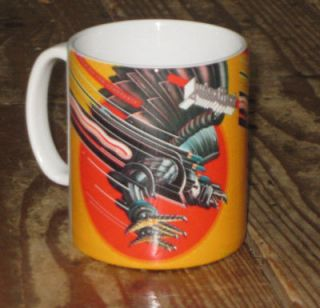 Judas Priest Screaming for Vengeance Advertising MUG