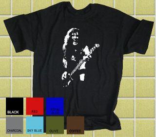 STEVE HARRIS Iron Maiden Metal BASS T SHIRT ALL SIZES