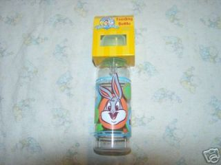 Looney Tunes Baby Bugs Bunny 9oz Feeding Bottle NIP