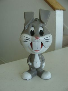 VINTAGE TALKING BUGS BUNNY BY MATTEL 1976 PULL STRING