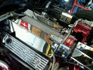 Newly listed Corvette C4 1992 LT1 Polished Stainless Steel FUEL RAIL