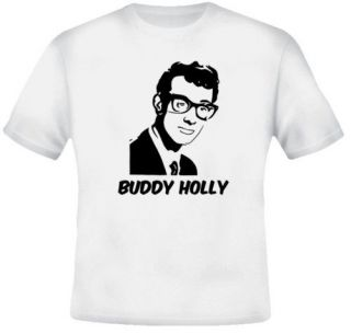 Buddy Holly Classic Rock N Roll T Shirt