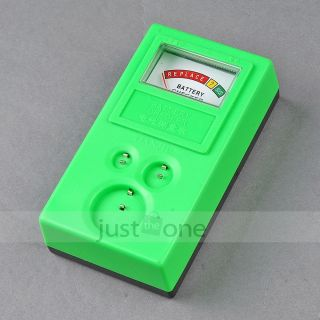 Repair Tool Plastic Button Coin Cell Battery Power Checker Test Tester