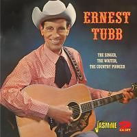 Ernest Tubb The Singer, Writer & Country Pioneer 2 CD 48 Hit Set UK