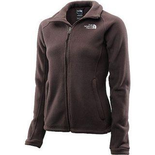 Face Womens Khumbu Fleece Jacket/Coat Sz S,M,L,XL Brown Authentic NWT