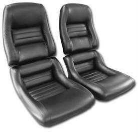 1979 corvette seats