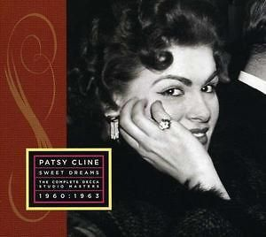 Patsy Cline Sweet Dreams Complete Decca Studio Masters 2 CD Set Album