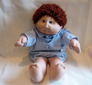 Cabbage Patch Kids Doll Xavier Roberts 1978