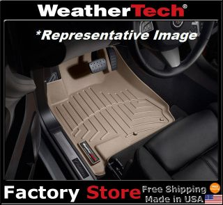 FloorLiner   2011 2012   Cadillac SRX   Tan (Fits Cadillac SRX