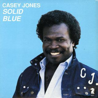 CASEY JONES Solid Blue CHICAGO BLUES Rooster Records SEALED VINYL LP
