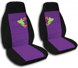 frog black/purple car seat covers, OTHER COLORS&BACK SEAT COVER AVBL