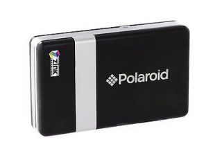 Polaroid CZA 20011B PoGo Instant Mobile Printer (Black) Damaged box