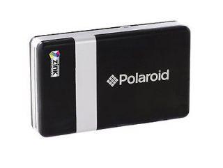 Polaroid CZA 20011B PoGo Instant Mobile Printer (Black) Damaged box
