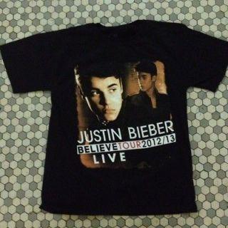 Justin Bieber Shirt S Believe Tour Concert Carly Rae Jepsen Live World