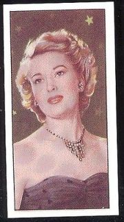 Carole Carr Hollywood Cinema Movie Star Picture Photo Trading Card